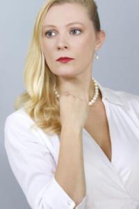 ER Annemarie white dress